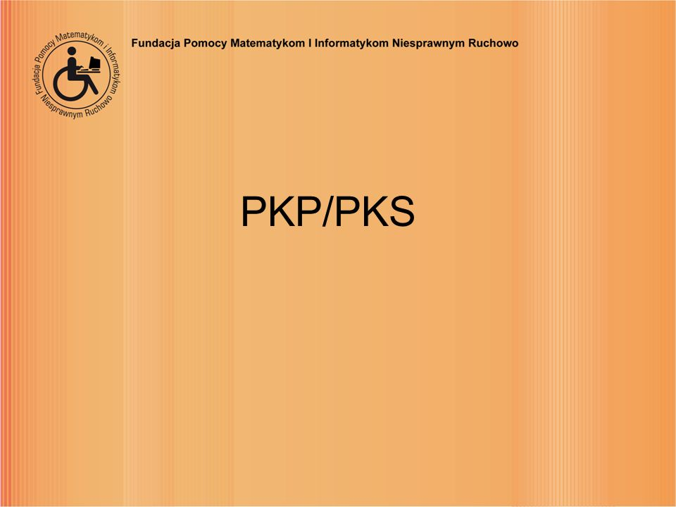 PKP/PKS