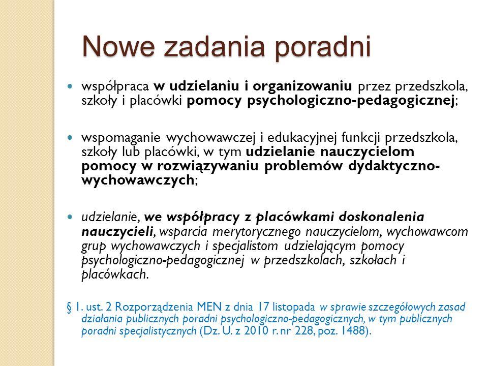 Anna Wolicka dyrektor Poradni Psychologiczno – Pedagogicznej w Wągrowcu www.ppp.wagrowiec.pl ppp@wagrowiec.pl