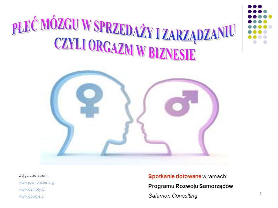 32 Przekonaj się jak zrozumieć kobietę i wpływać na mężczyznę czyli INTELIGENCJA PŁCIOWA w praktyce