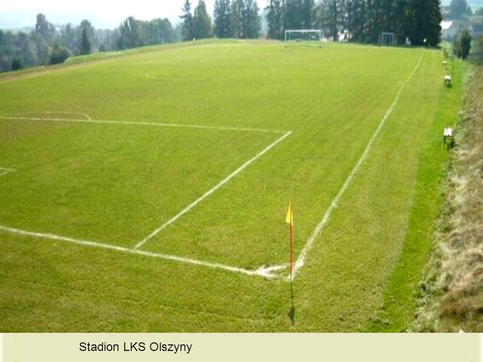 Stadion LKS Olszyny