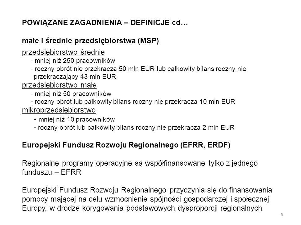 RPO WK-P poddziałanie 5.2.2 Wsparcie inwestycji przedsiębiorstw Typy beneficjentów Przedsiębiorstwa mające siedzibę i prowadzące działalność na terenie województwa kujawsko-pomorskiego, działające min.