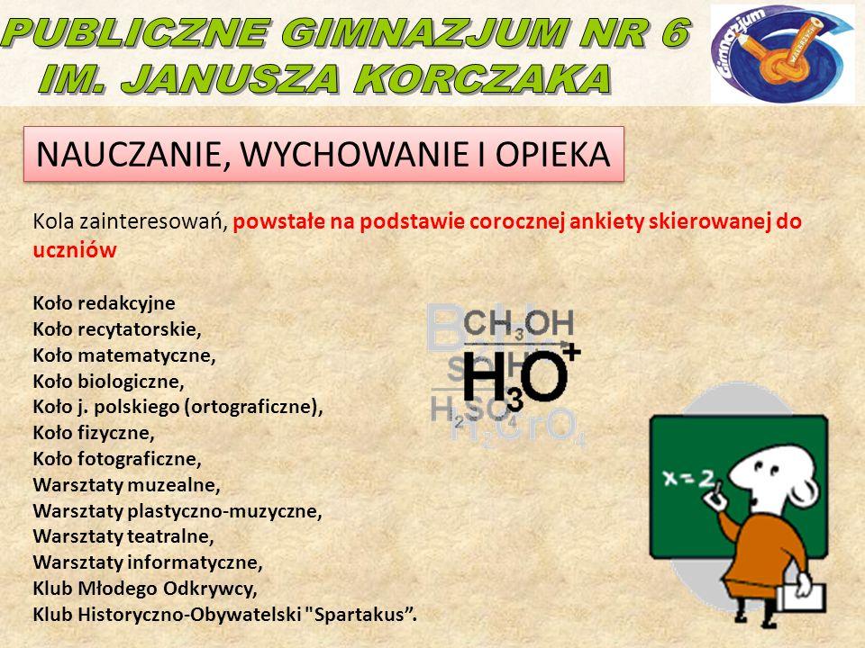 WYNIKI EGZAMINU GIMNAZJALNEGO 2009/2010 Podczas zeszłorocznego egzaminu gimnazjalnego osiągnęliśmy wynik średni, co plasuje nas na trzecim miejscu wśród gminnych gimnazjów na terenie Wałbrzycha.