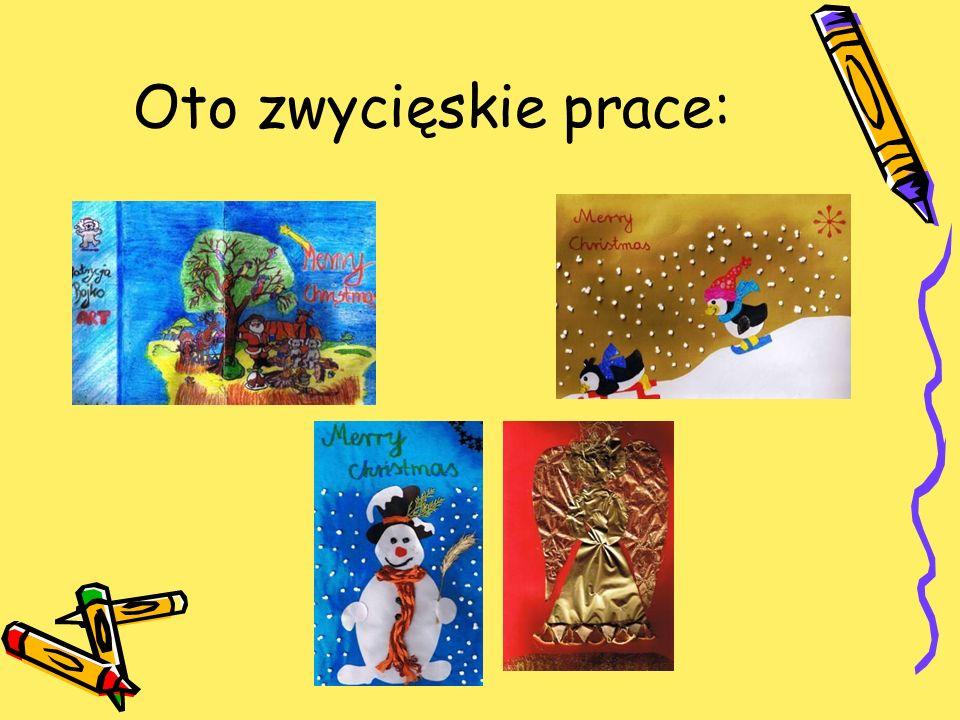 Najlepsza trójka roku 2010/2011 to: I miejsce – Mistrz Języka Angielskiego – Jakub Marciniak kl.