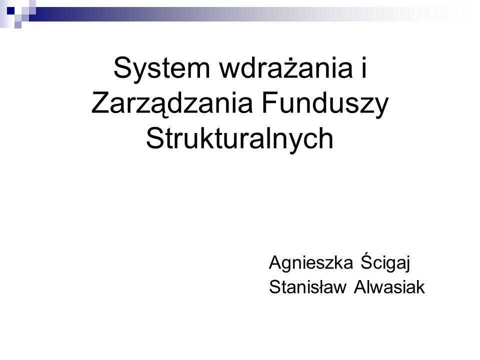 Dokument Programowy Komitet Monitorujący KOMISJA EUROPEJSKA Instytucje pośredniczące PP PP P Instytucja ZarządzającaInstytucja Płatnicza Beneficjenci Końcowi