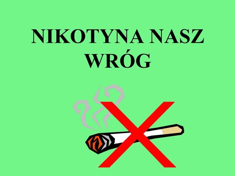 Każdy papieros zabiera około 10 minut, jest to czas stracony na kupowanie papierosów i samo palenie.