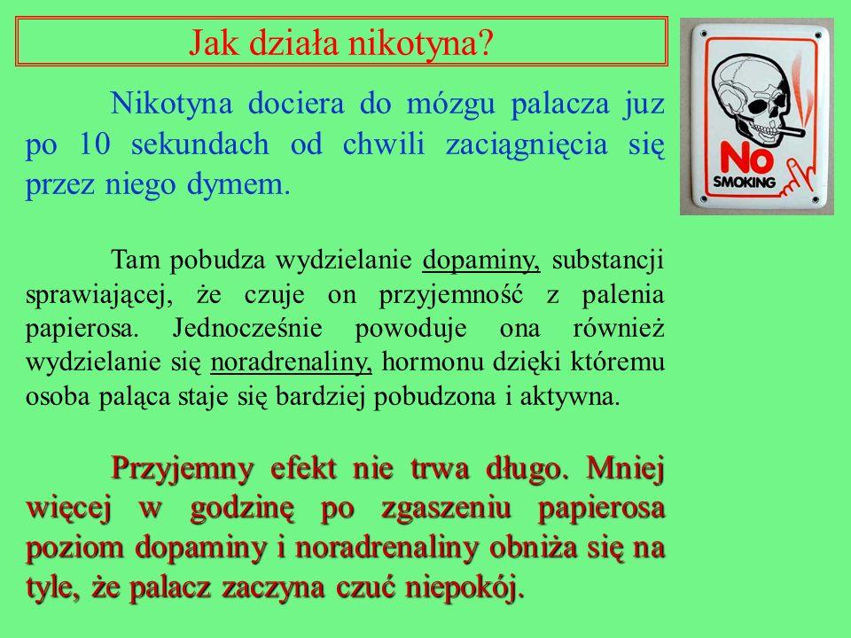 Dlaczego palimy tytoń? Psychosocjologiczne: palenie tytoniu jest postrzegane jako rodzaj czynności ułatwiającej nawiązywanie kontaktu z innymi osobami