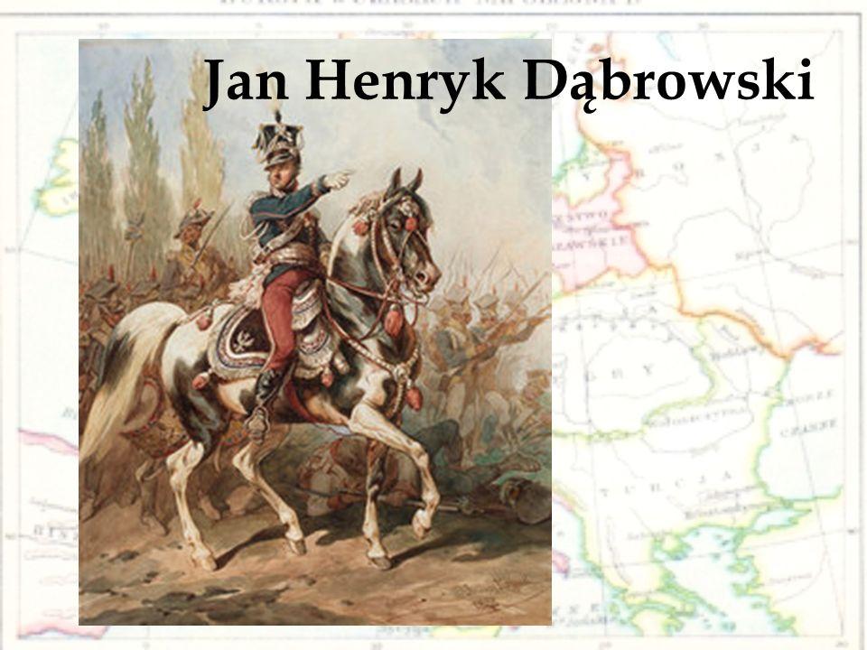 Józef Wybicki Mazurek Dąbrowskiego