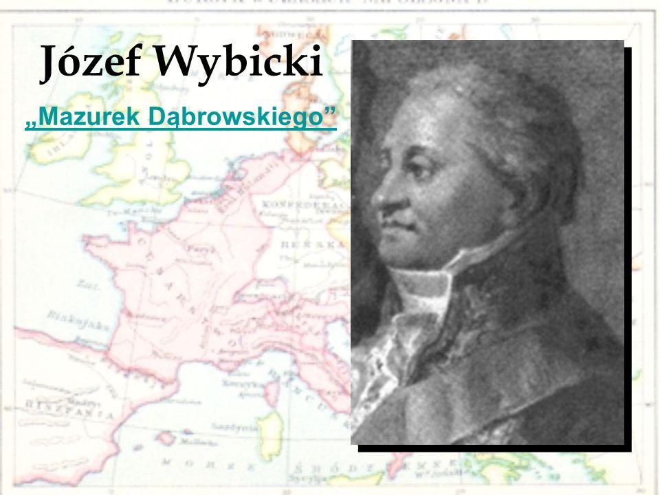 Mazurek Dąbrowskiego – polska pieśń patriotyczna, od 26 lutego 1927 oficjalny hymn państwowy Rzeczypospolitej Polskiej.
