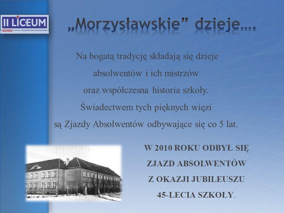 Fundacja Edukacyjna Perspektywy potwierdza, że w Ogólnopolskim Rankingu Liceów 2013 – opublikowanym przez miesięcznik Perspektywy i dziennik Rzeczpospolita II Liceum im.