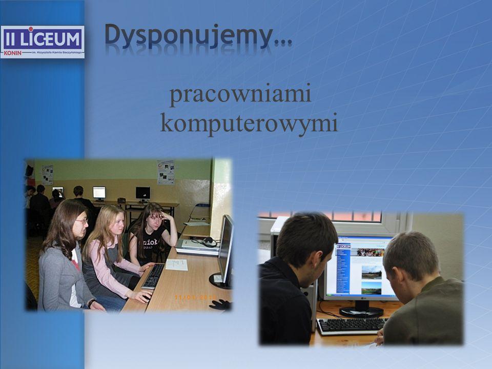 1c - klasa humanistyczna Przedmioty nauczane w zakresie rozszerzonym: j.