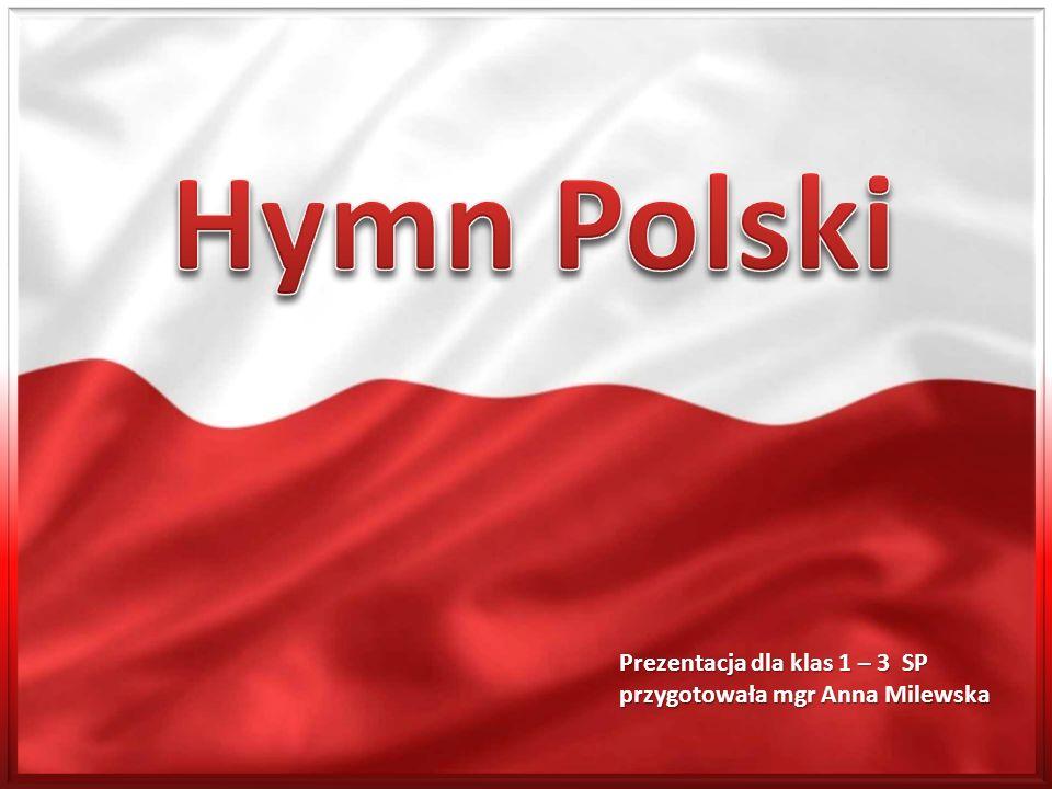 Prezentacja dla klas 1 – 3 SP przygotowała mgr Anna Milewska