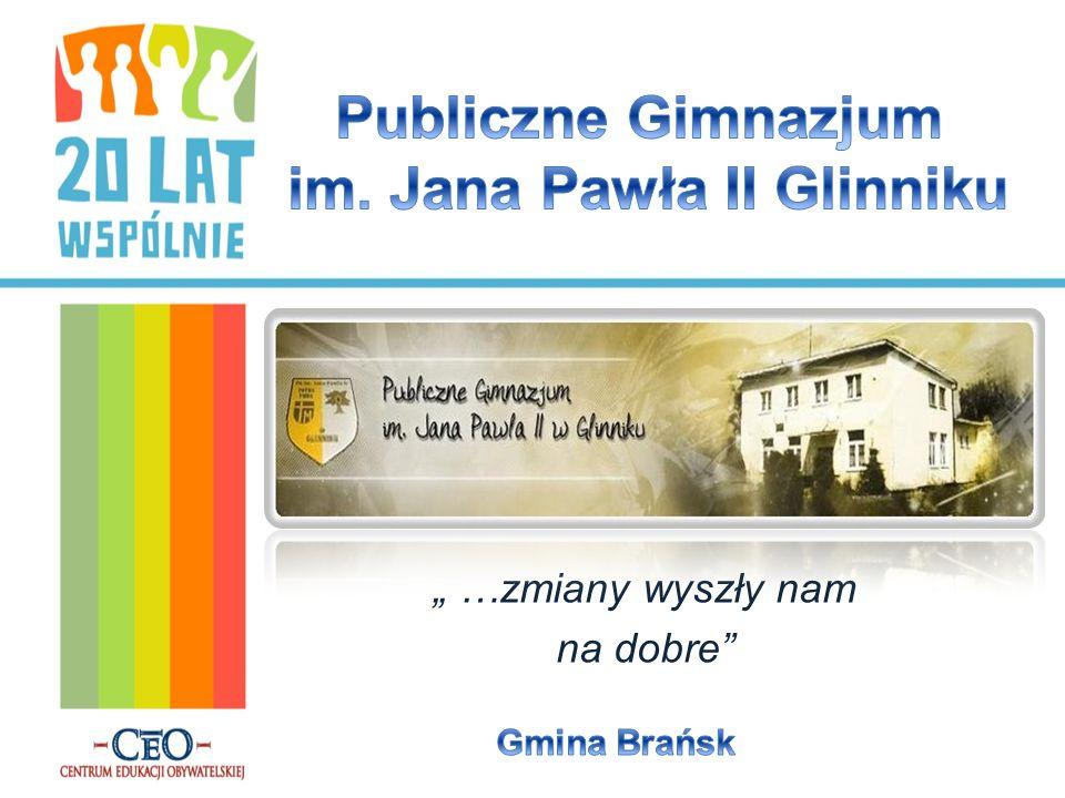 Kiedyś Gmina Brańsk, Gmina Rudka i Miasto Brańsk stanowiły jedno.