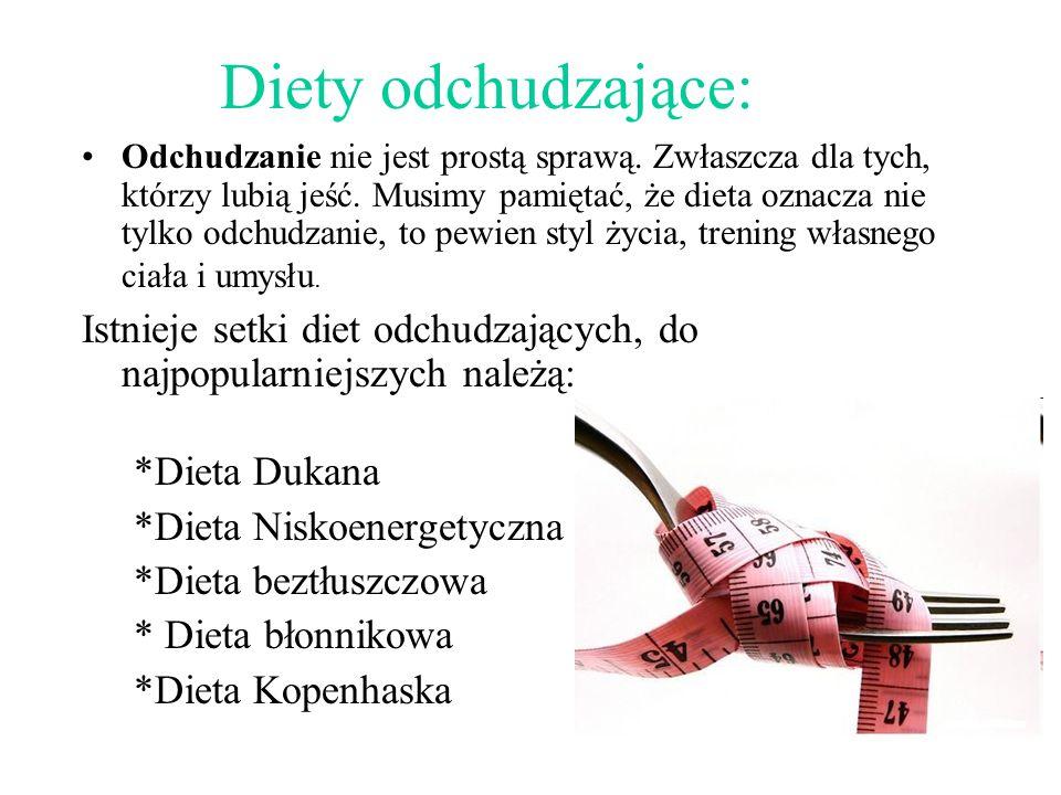 Dieta Dukana: Dieta Dukana najpopularniejsza ostatnio z diet, zwana też dieta proteinowa lub dieta białkowa.