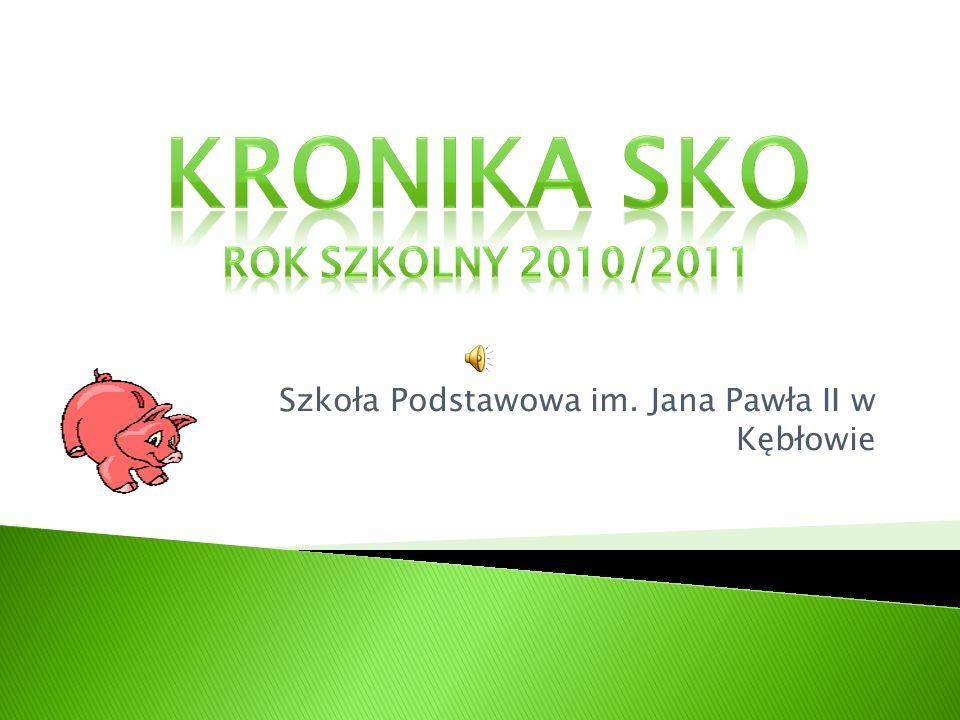 Szkoła Podstawowa im. Jana Pawła II w Kębłowie