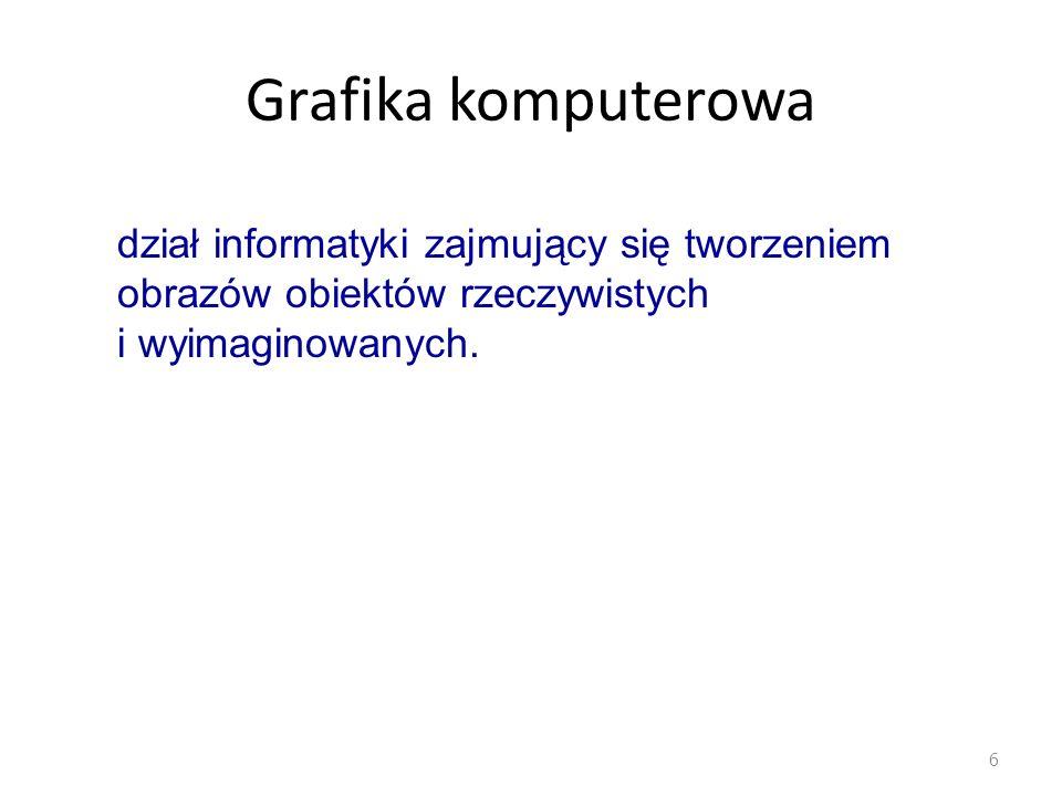 GRAFIKA KOMPUTEROWA 77