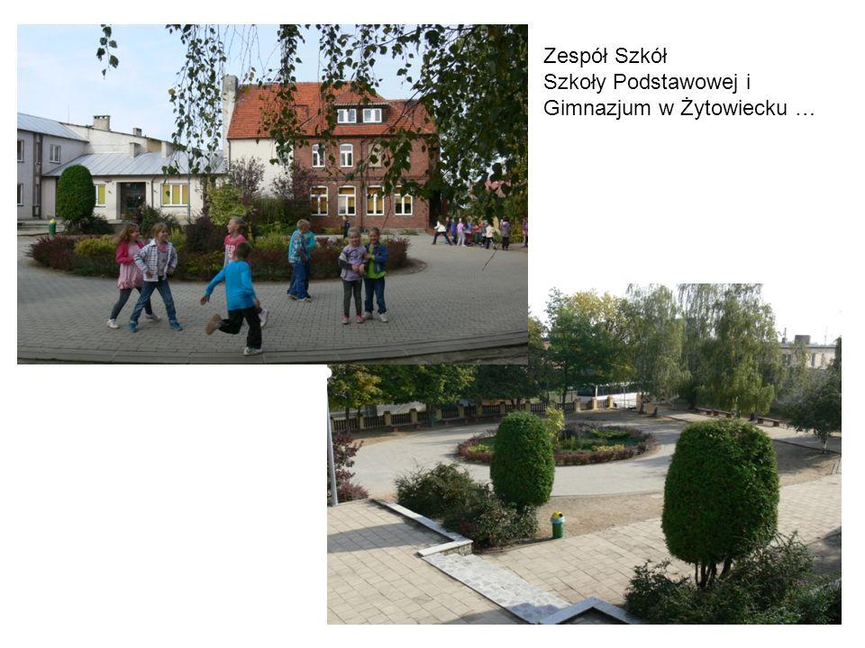 Zespół Szkół Szkoły Podstawowej i Gimnazjum w Żytowiecku …