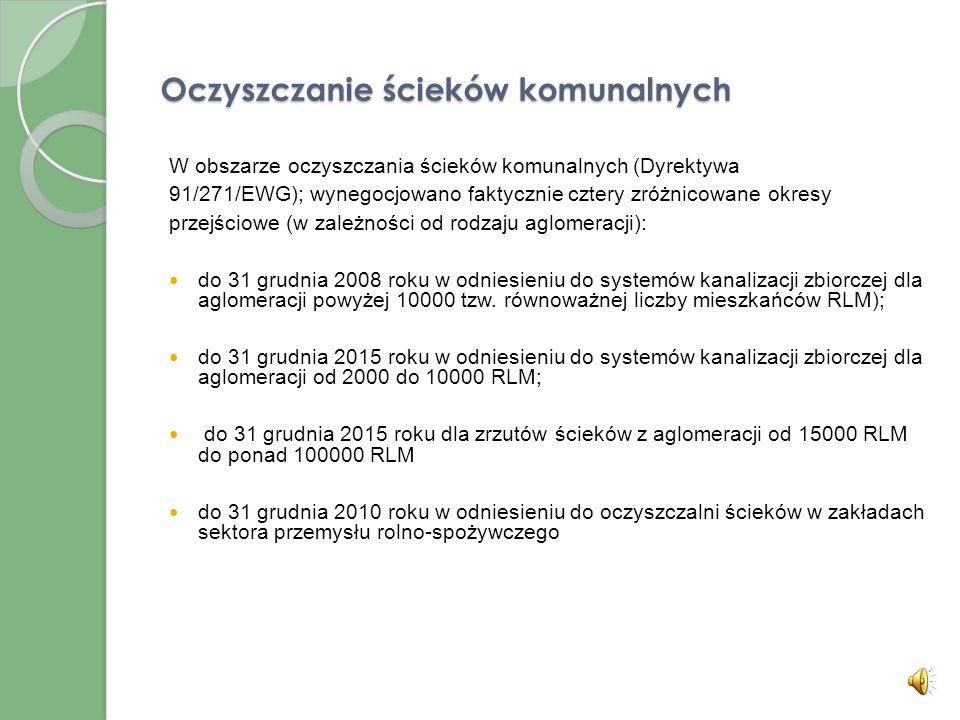 Zobowiązania akcesyjne Podstawę prawną przystąpienia Polski i dziewięciu innych krajów europejskich do Unii Europejskiej stanowi Traktat Ateński z 16
