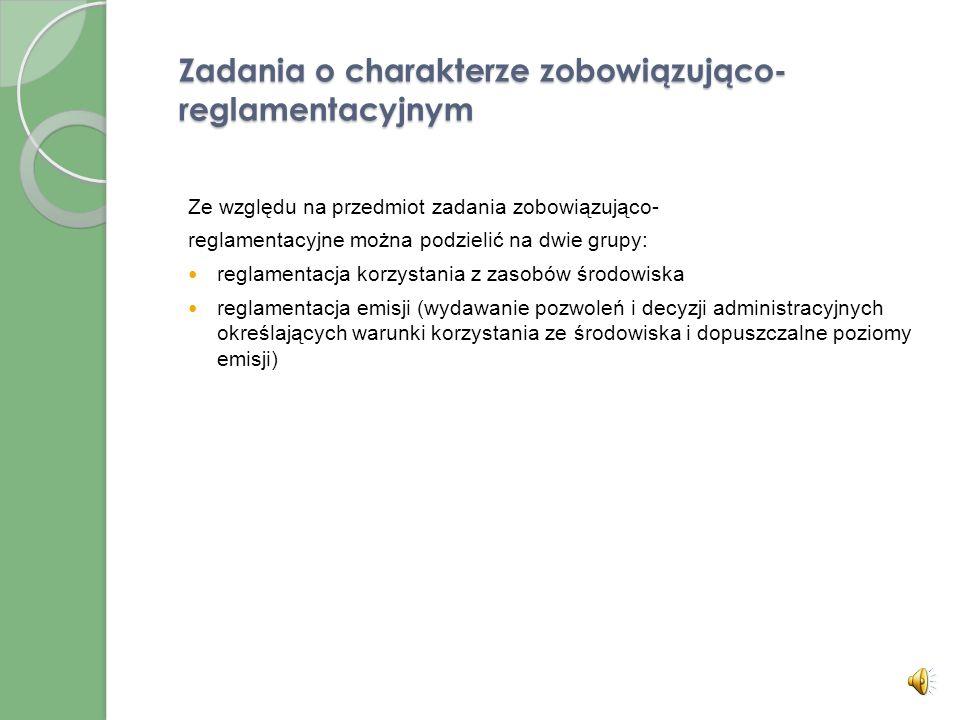 Plany zadań ochronnych obszaru Natura 2000 (1) Aktualnie ustanawiane są plany zadań ochronnych dla obszarów Natura 2000.