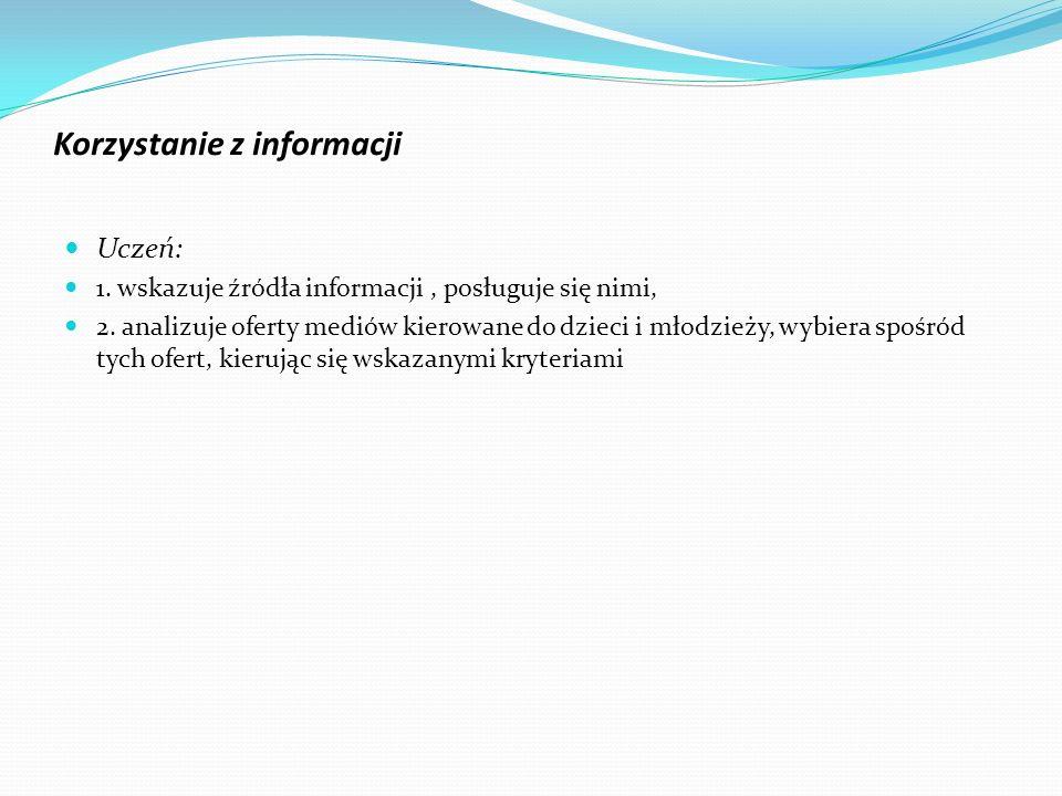 Literatura Sprawdzian w klasie szóstej, materiały OKE w Jaworznie, opracowała Ewa Dukaczewska-Łada Sprawdzian szóstoklasistów.