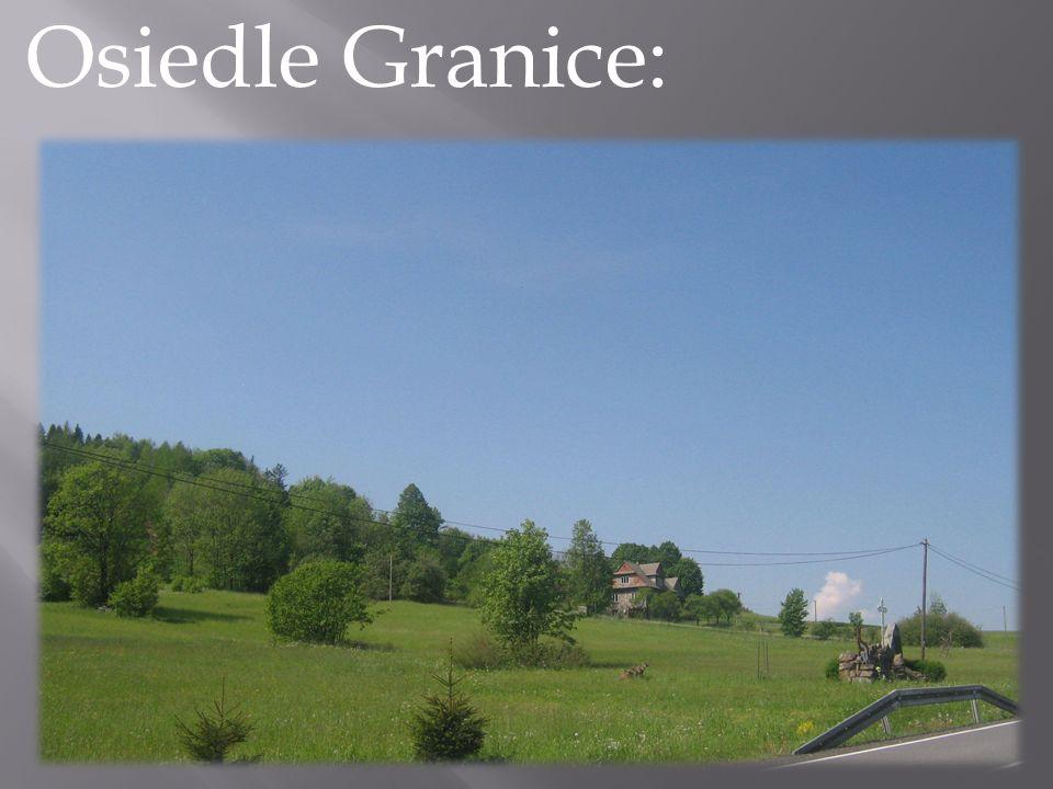 Osiedle Granice: