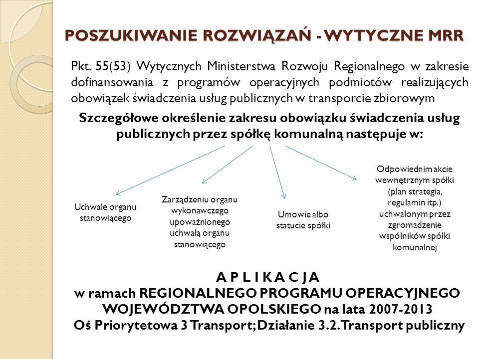 Art.19 1. Organizator dokonuje wyboru operatora w trybie: 1) ustawy z dnia 29 stycznia 2004 r.