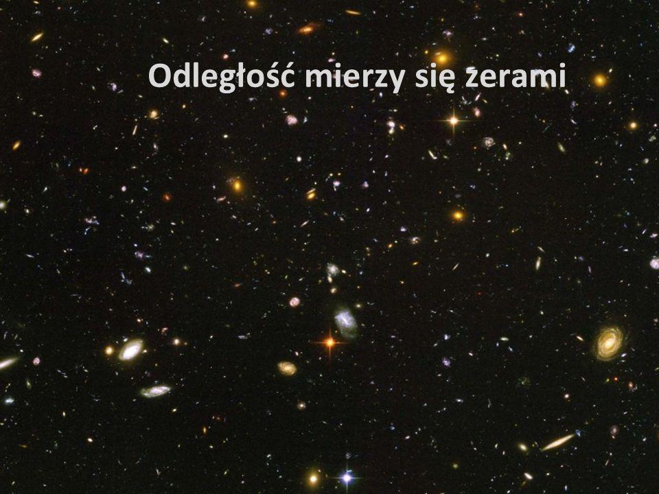 Jednostki odległości w astronomii jednostka astronomiczna AU, j.a.
