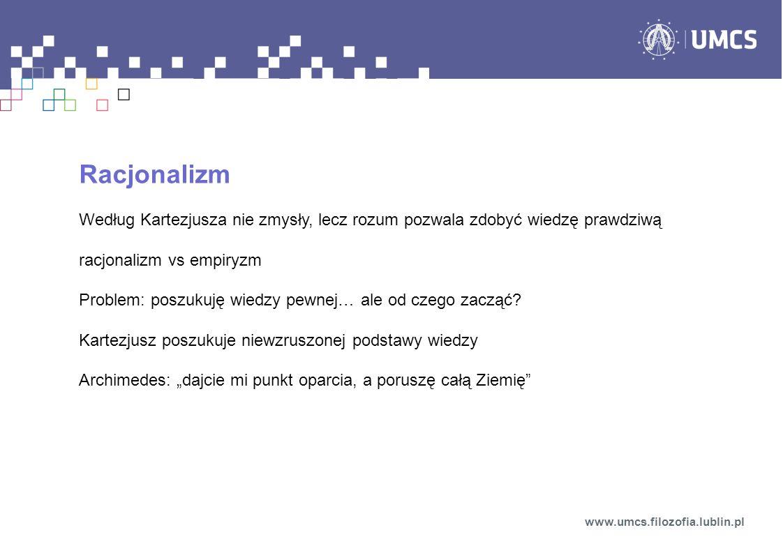 Pytania kontrolne cd.Przedstaw zagadnienie źródeł poznania w wersji genetycznej i metodologicznej.