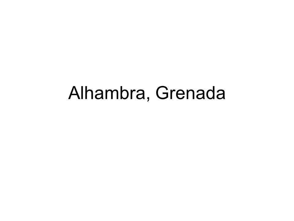 Alhambra, Grenada