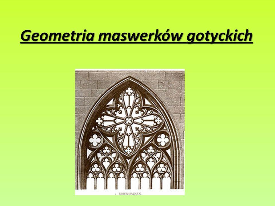 Ośli grzbiet złożony z dwóch łuków symetrycznych względem środka S – katedra we Fryburgu (z lewej) oraz kościół Saint-Vivien w Rouen (z prawej)