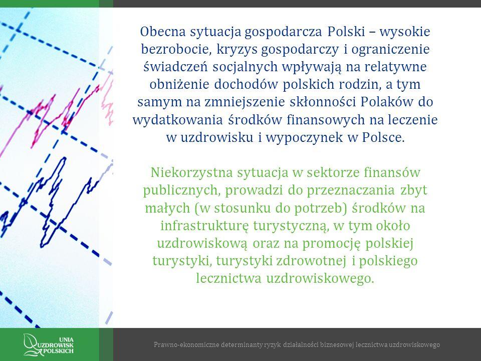 Obecna sytuacja gospodarcza Polski – wysokie bezrobocie, kryzys gospodarczy i ograniczenie świadczeń socjalnych wpływają na relatywne obniżenie dochod