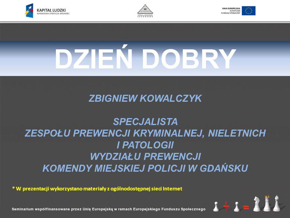 DZIKI Z OLSZTYNA DZIELNICOWE ZESPOŁY INTERWENCJI KRYZYSOWEJ W skład 10 działających DZIKÓW w Olsztynie wchodzą: pracownicy socjalni, policjanci, pedagodzy szkolni, kuratorzy, prokuratorzy i inni dopraszani eksperci