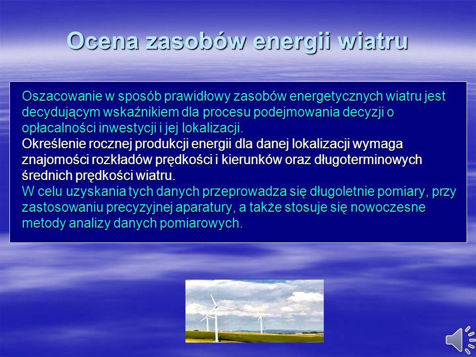 Energetyka wiatrowa wniesie istotny wkład w realizację Dyrektywy 2009/28/WE, w perspektywie 2020 r. Przy prognozowanym w cytowanym raporcie osiągnięci