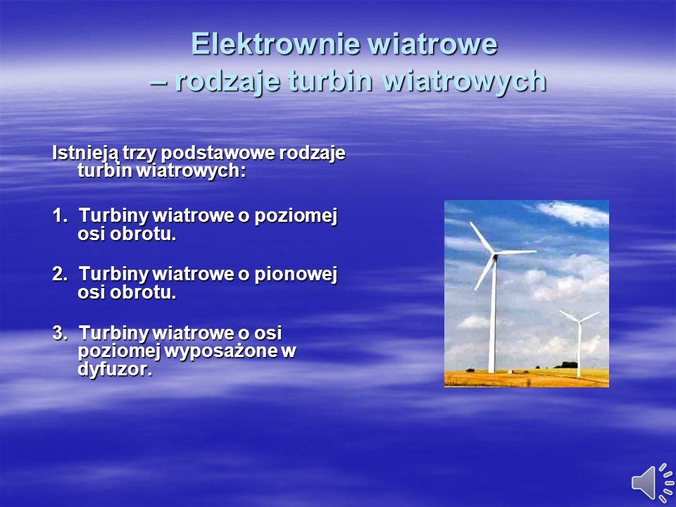 Przykładowe metody oceny zasobów energetycznych wiatru. Metoda szacunkowa oparta na danych meteorologicznych i standardowych rozkładach prędkości wiat