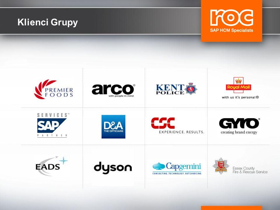 Klienci Grupy