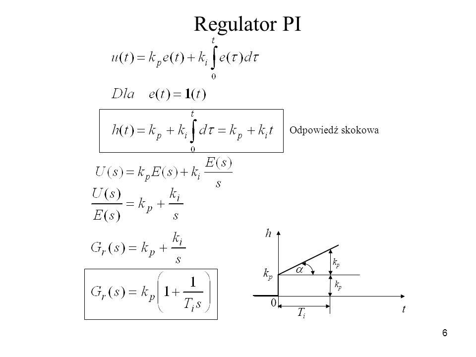 7 Regulator PD