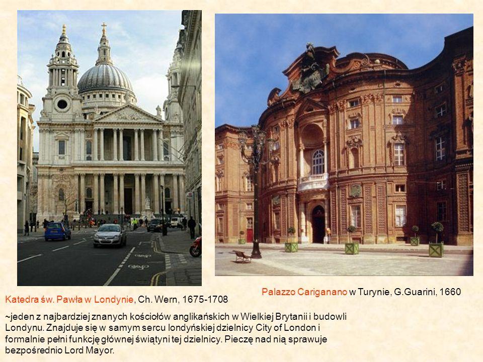 Katedra św.Pawła w Londynie, Ch.