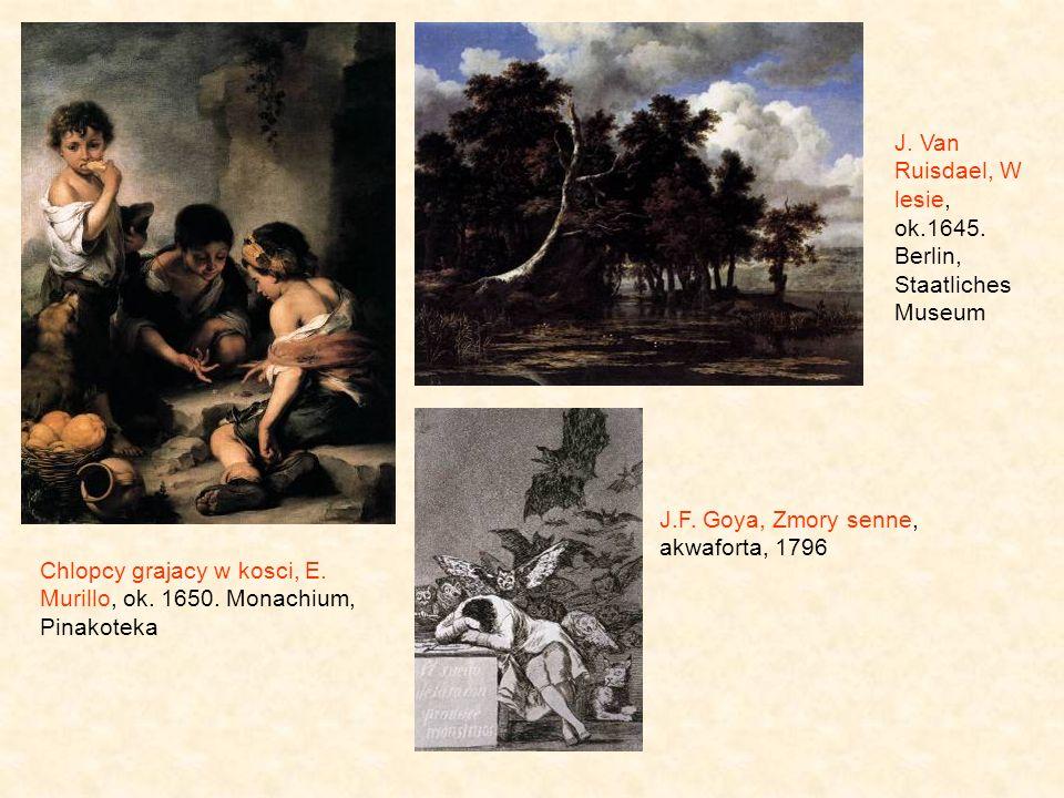 Chlopcy grajacy w kosci, E.Murillo, ok. 1650. Monachium, Pinakoteka J.