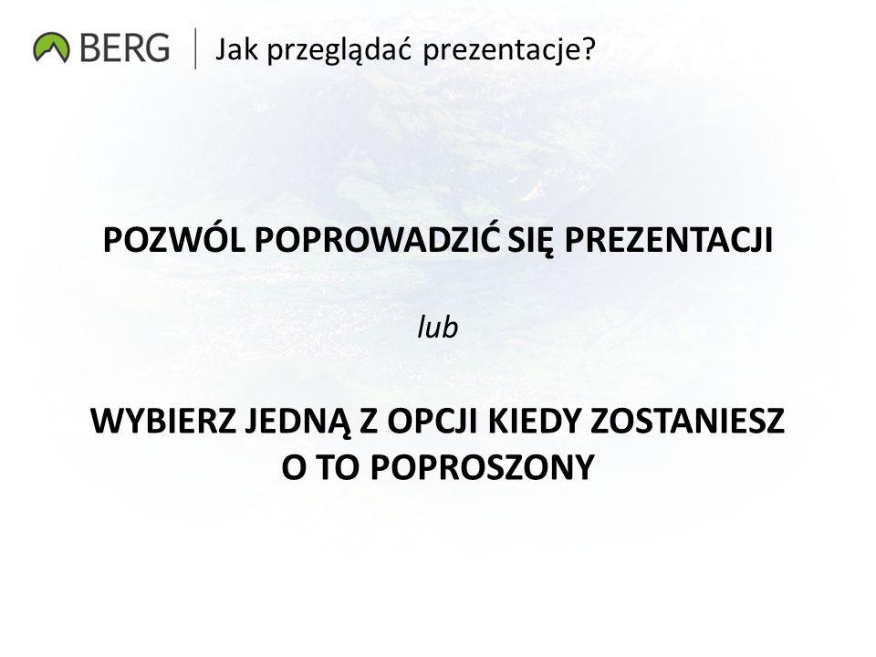 Jak przeglądać prezentacje.