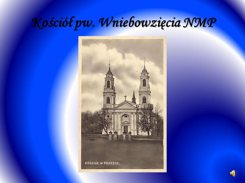 Kościół pw. Wniebowzięcia NMP