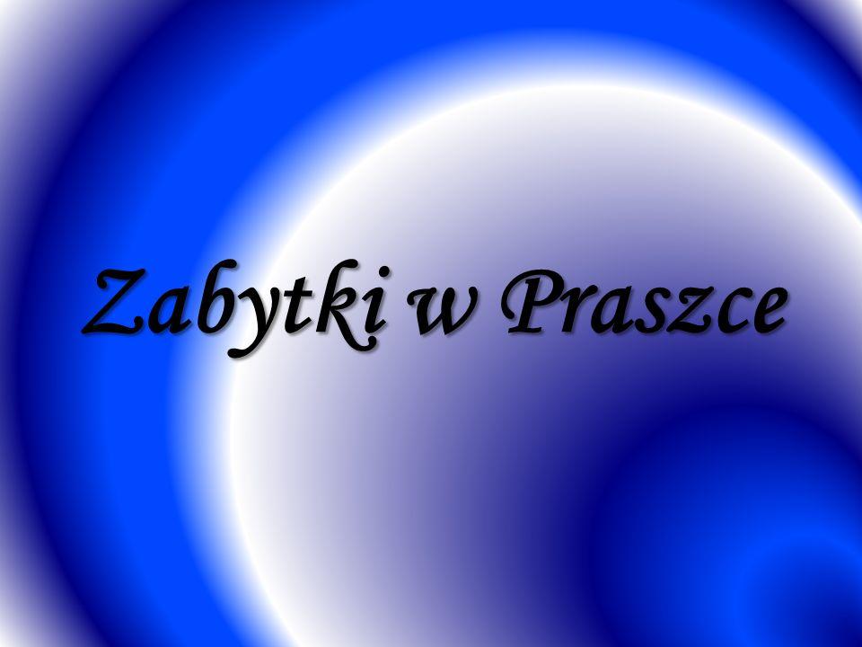 Zabytki w Praszce