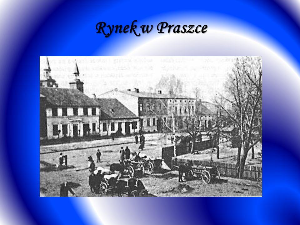Brama getta żydowskiego w Praszce
