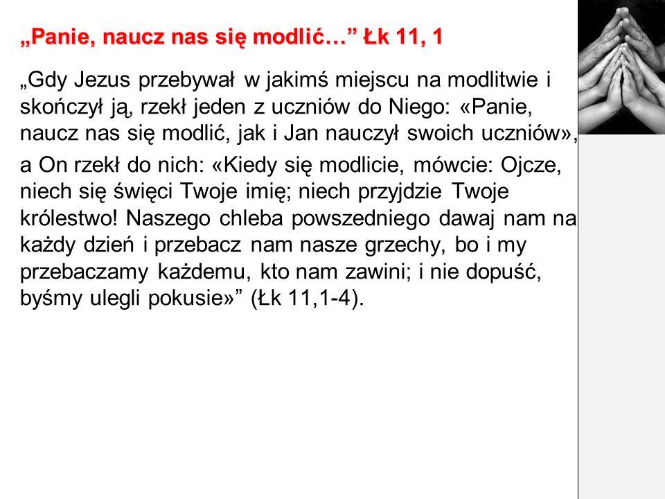 Modlitwa w rodzinie ks. Krzysztof Mądel SJ http://madel.jezuici.pl Sosnowiec 10 III 2012