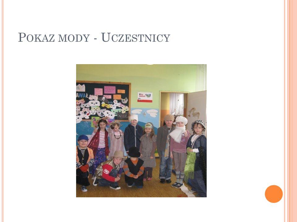 P OKAZ MODY - U CZESTNICY
