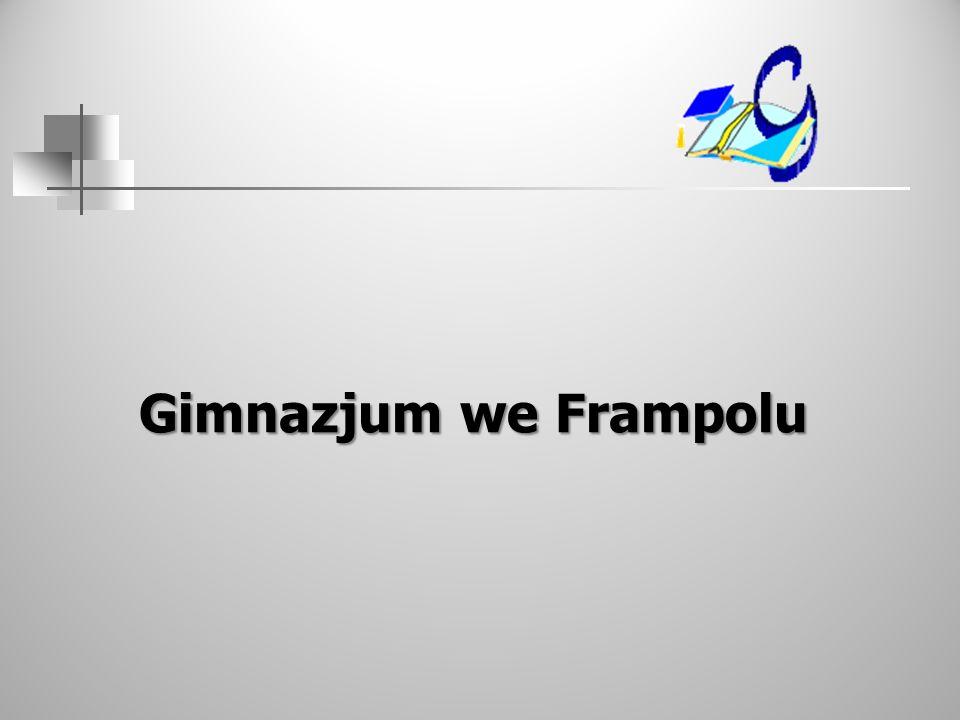 Gimnazjum we Frampolu