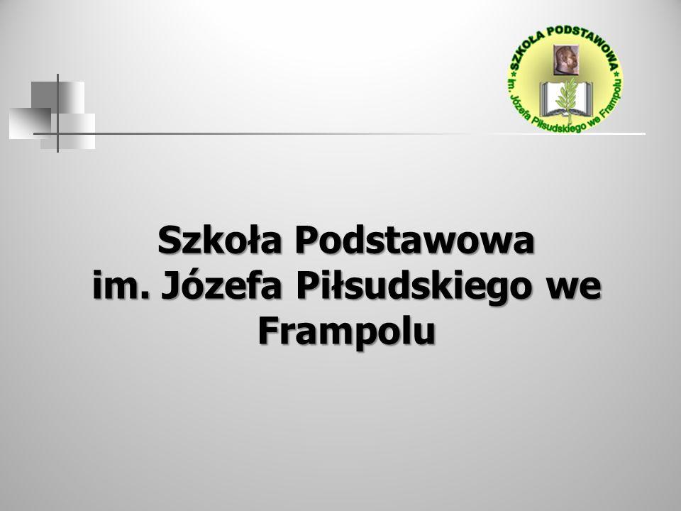 Szkoła Podstawowa im. Józefa Piłsudskiego we Frampolu