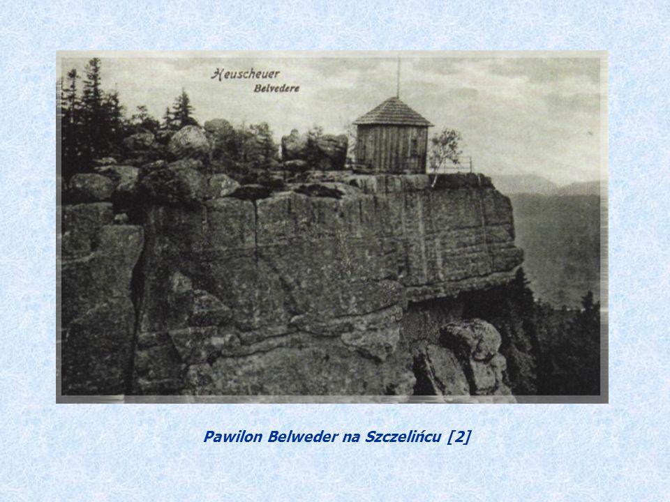 Pawilon Belweder na Szczelińcu [2]