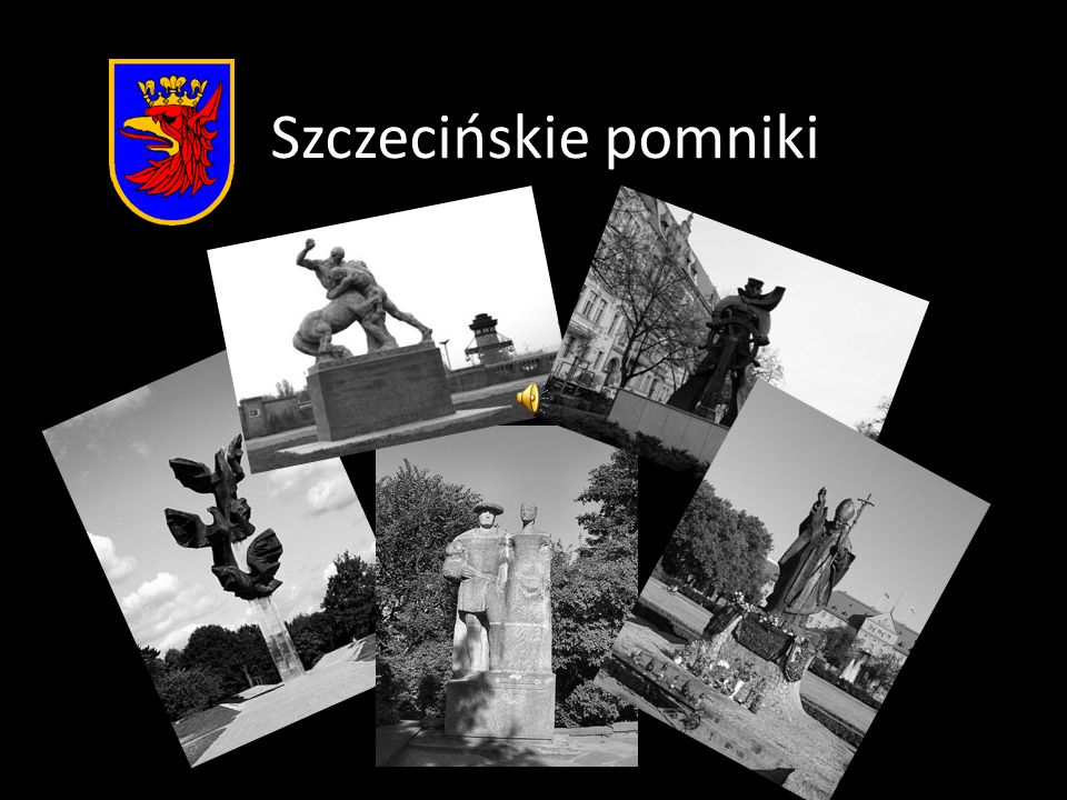 Szczecińskie pomniki