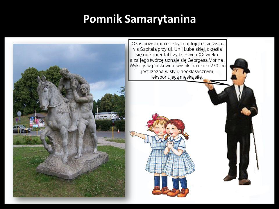 Pomnik Kolejarza Pomnik ma wysokość 3.20 m. Powstał w roku 1964, jego autorem jest Ryszard Chachulski. Stoi nad Odrą, vis-a-vis dworca kolejowego.