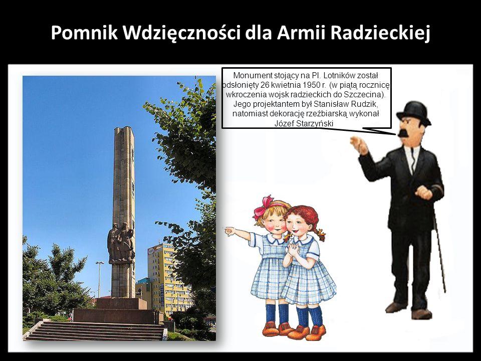 Pomnik Samarytanina. Czas powstania rzeźby znajdującej się vis-a- vis Szpitala przy ul. Unii Lubelskiej, określa się na koniec lat trzydziestych XX wi