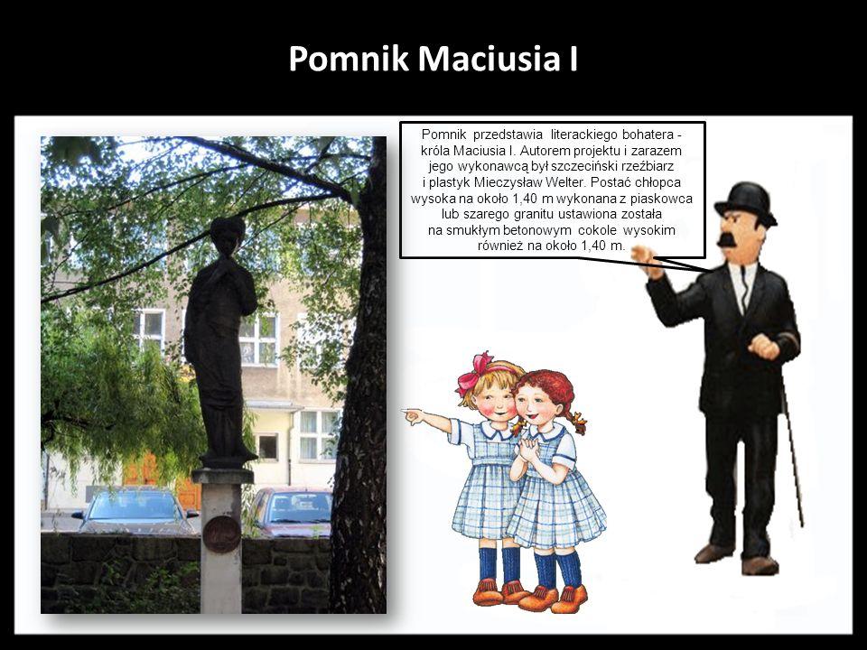 Pomnik Tym którzy nie powrócili z morza. Pomnik-nagrobek powstał na Cmentarzu Centralnym z inicjatywy Szczecińskiego Klubu Kapitanów Żeglugi Wielkiej.